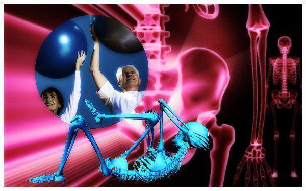 OSTEOPOROSIS: LA ACTIVIDAD FÍSICA, «EL MEDICAMENTO MÁS POTENTE»