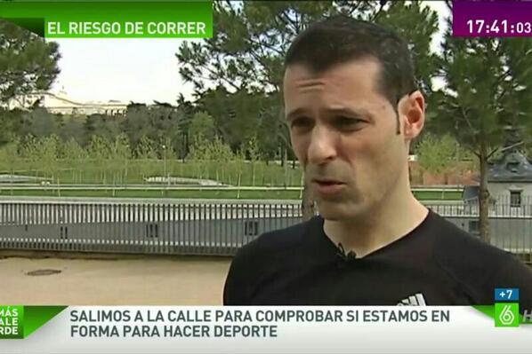 Josemi Entrenador Personal SextaTV