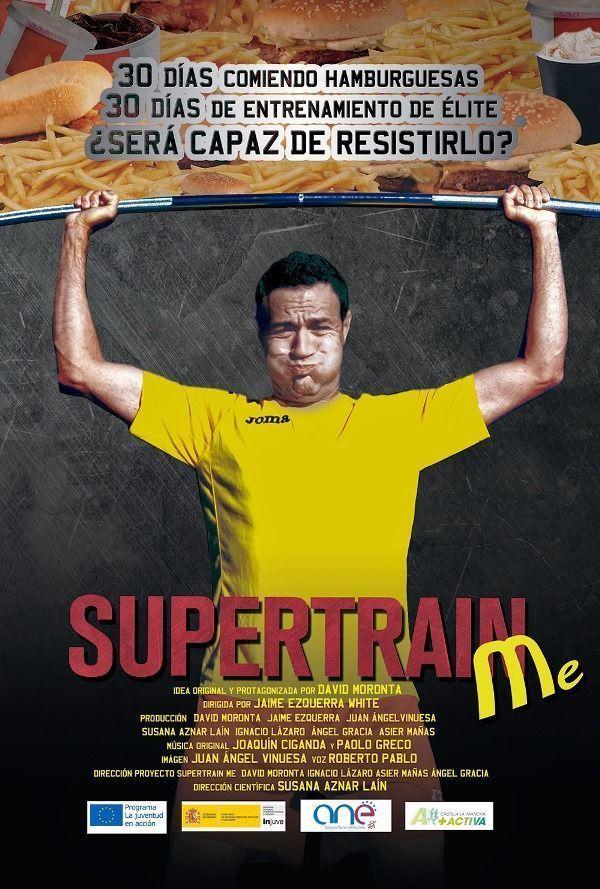 CARTEL SUPERTRAINME 2014 - Josemi Entrenador Personal Madrid
