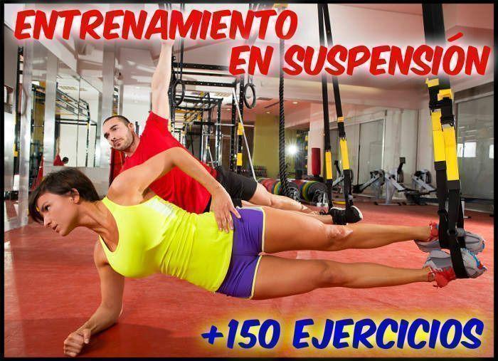 TRX - Entrenamiento supensión -Josemi Entrenador Personal Madrid