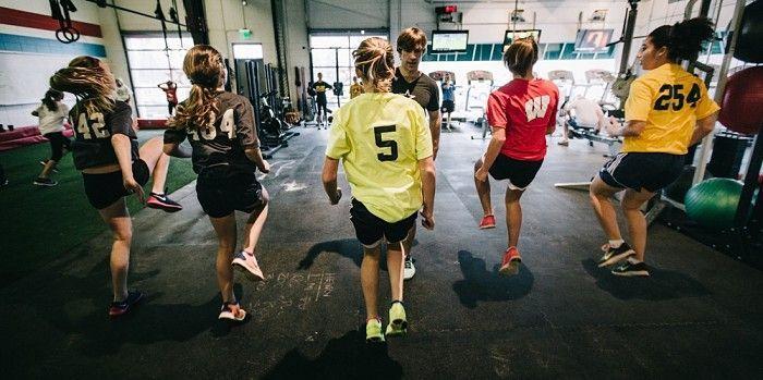 Ejercicios En Circuito Y Coordinacion : Guía actual y científica de entrenamiento de fuerza en niños y